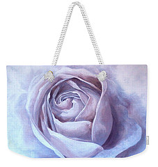 Ethereal Rose Weekender Tote Bag