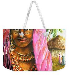 Ethiopia Bride Weekender Tote Bag