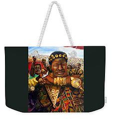 Ethiopia Dancing  Weekender Tote Bag
