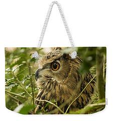 Eurasian Eagle-owl 2 Weekender Tote Bag