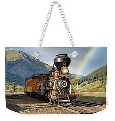 Eureka Rainbow Weekender Tote Bag