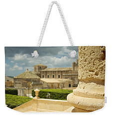 Even Out Of Focus There Is Beauty Weekender Tote Bag
