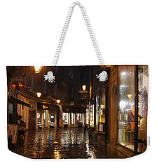 Evening After The Rain Weekender Tote Bag