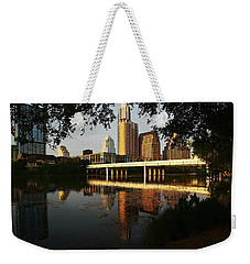 Evening Along The River Weekender Tote Bag