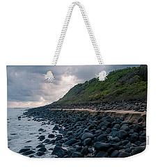 Evening Arrives At Kalalau 2 Weekender Tote Bag