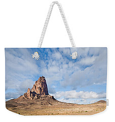 Evening Light On Agathla Peak Weekender Tote Bag