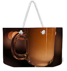 Evening Refreshments Weekender Tote Bag by Miguel Winterpacht