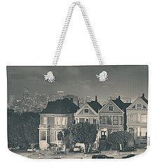 Evening Rendezvous Weekender Tote Bag