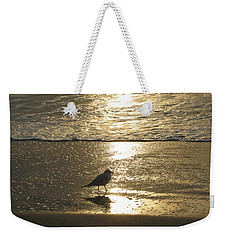 Evening Stroll For One Weekender Tote Bag