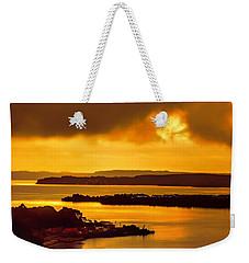Evensong Weekender Tote Bag