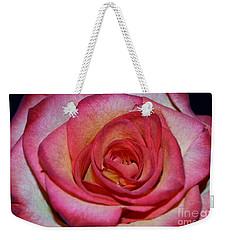 Event Rose Weekender Tote Bag