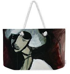 Do Not Go Gently Weekender Tote Bag