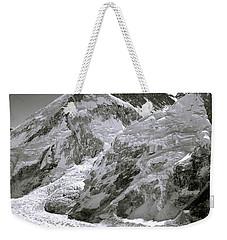 Everest Sunrise Weekender Tote Bag by Shaun Higson