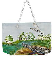 Everglades Critters Weekender Tote Bag
