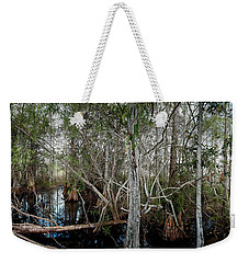 Everglades Swamp-1 Weekender Tote Bag