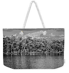 Weekender Tote Bag featuring the photograph Everglades by Timothy Lowry
