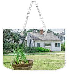 Evergreen Plantation Back Weekender Tote Bag