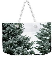 Evergreens Weekender Tote Bag