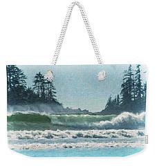 Everlasting Surf Weekender Tote Bag by Richard Farrington
