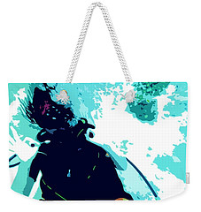 Naras Weekender Tote Bag by Julio Lopez