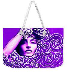 Everywhere You Look You See Yourself Weekender Tote Bag