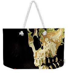 Evil Dead Skull Weekender Tote Bag