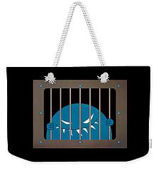 Evil Monster Kingpin Jailed Weekender Tote Bag