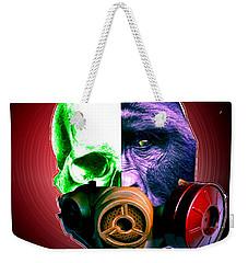 Evo-revo Weekender Tote Bag