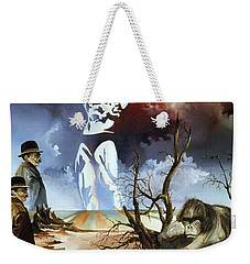 Evolution Weekender Tote Bag by Otto Rapp