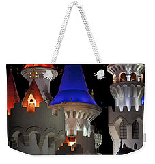 Excalibur Casino After Midnight Weekender Tote Bag