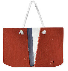 Exclamation Point Weekender Tote Bag