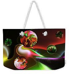 Exotic Worlds Weekender Tote Bag