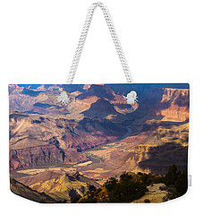 Expanse At Desert View Weekender Tote Bag
