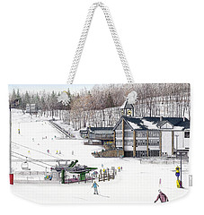 Experience Hidden Valley Weekender Tote Bag
