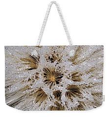 Explosion Of Jewels Weekender Tote Bag