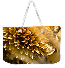 Weekender Tote Bag featuring the photograph Exsiccate by Joel Loftus