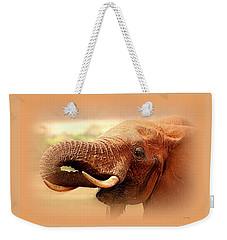 Extinction Is Forever Weekender Tote Bag