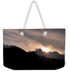Weekender Tote Bag featuring the photograph Eye In The Sky by Matt Harang