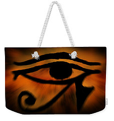 Eye Of Horus Eye Of Ra Weekender Tote Bag