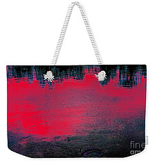 Create Reality Abstract Weekender Tote Bag