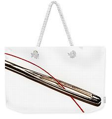 Eye Of The Needle Weekender Tote Bag