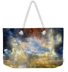 Eye Of The Storm  - Abstract Realism Weekender Tote Bag