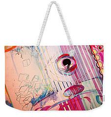 Eye On Art Weekender Tote Bag