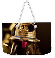 Eye To Eye Weekender Tote Bag by Wilma  Birdwell