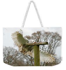 Eyes On The Prize Weekender Tote Bag
