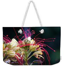Fab Flower Weekender Tote Bag