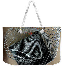Fabric Of The Universe Weekender Tote Bag