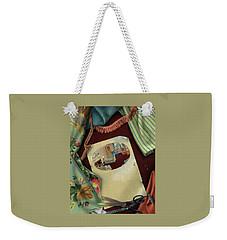 Fabrics And Trimmings Weekender Tote Bag