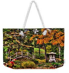 Fabyan Japanese Gardens I Weekender Tote Bag