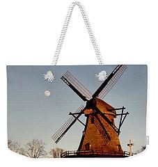 Fabyan Windmill Weekender Tote Bag by Ely Arsha
